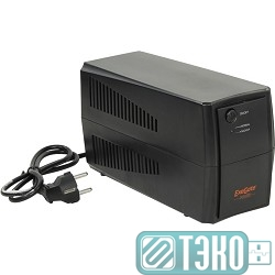 ИБП Exegate EP244541RUS Power Back BNB-400  <400VA, Black, 2 евророзетки>