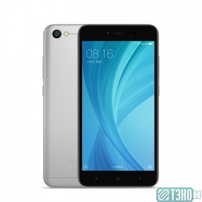 Смартфон Xiaomi Redmi Note 5A Prime 3/32GB Prime Gray 5.5''(1280x720)IPS/Snapdragon 435 MS