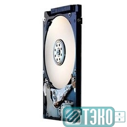 Жесткий диск 2,5'  500Gb Hitachi Travelstar Z5K500 (HTS545050A7E680) SATA/300, 5400 rpm, 8Mb buffer, 7mm'' [0J38065]