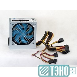 Блок питания 450W ATX Powercool 120mm (SCP)(OVP)(OCP)(UVP) 24+8+4 20+4 pin,ATX 12V v2.3 oem