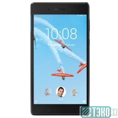 Планшет Lenovo Tab 7 TB-7304X [ZA330039RU] Black {7'(1024x600)IPS/MediaTek MT8735/1Gb/16Gb/3G/LTE/2MP+2MP/Android 7.0}
