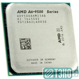 Процессор AMD A6 9500 OEM {3.5-3.8GHz, 1MB, 65W, Socket AM4}