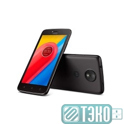 Смартфон Motorola MOTO C XT1750 Starry Black {5' FWVGA/854х480/MT6737M 1,1Ghz/1GB/8GB/3G/WiFi/BT/SD/5MP/And7.0}